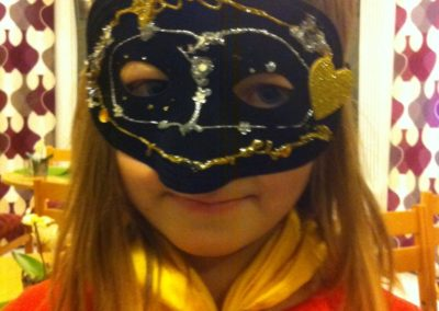 Anakondans masker 1